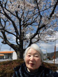 桜~満開です~