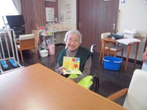 89歳のお誕生日!おめでとうございます!!