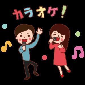 カラオケ大会 ^3^~♪