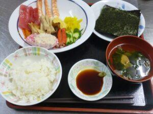 ~手巻き寿司~
