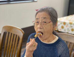 フレンチトースト(* ´艸`)クスクス